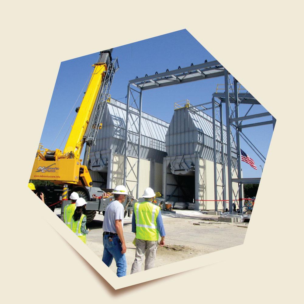 Exterior Construction Verification