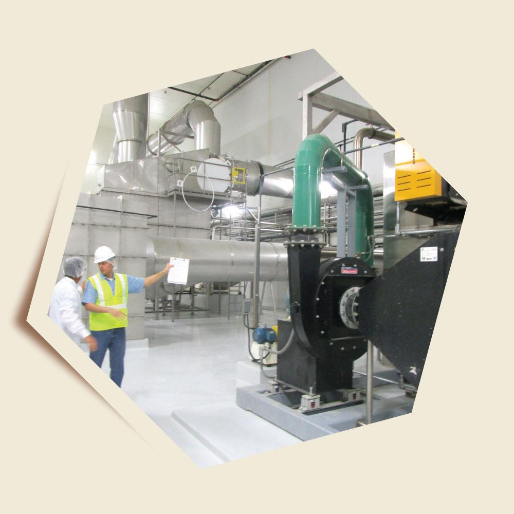 Processing Equipment Installation